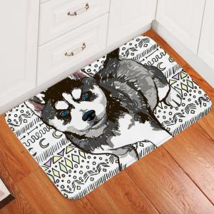 Husky Door Mat