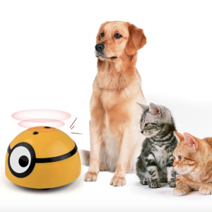 Intelligent Escaping Pet Toy